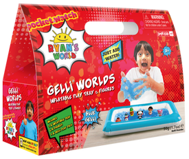 Ryans world Gelli worlds